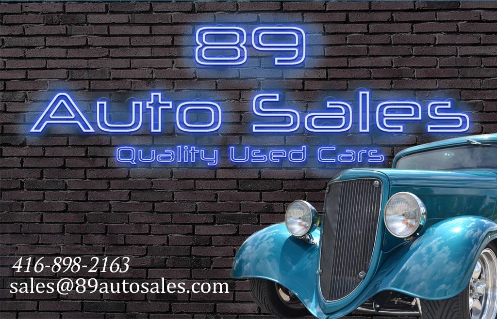 89 Auto Sales